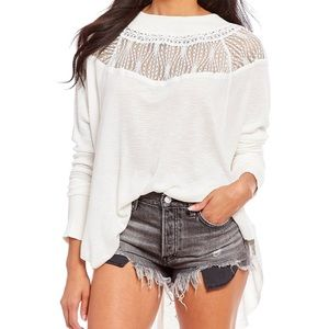 Free People NWT Spring Valley Top